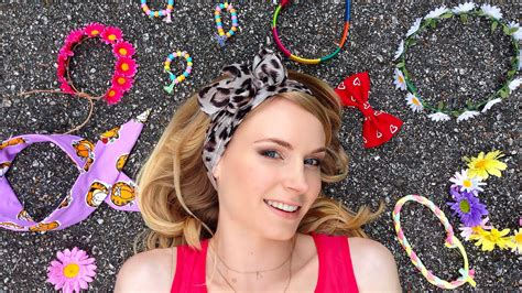 hairstyles using hairbands for older women diy hairstyles hair tutorial with 10 diy quick hairstyles