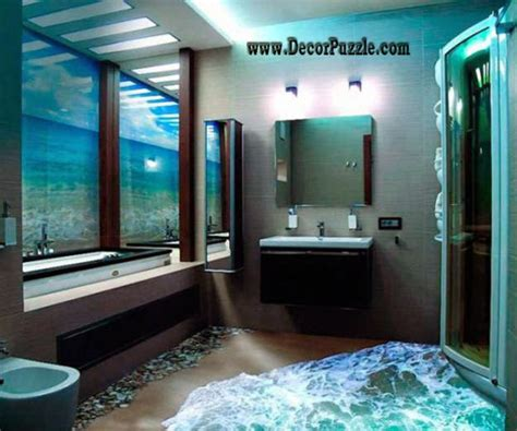 3d floors 3d bathroom floor murals designs and self leveling floors