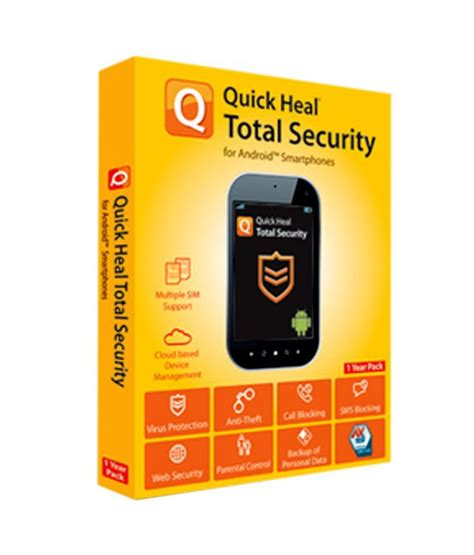 quick heal password reset for android quick heal total security for android 2 years buy quick