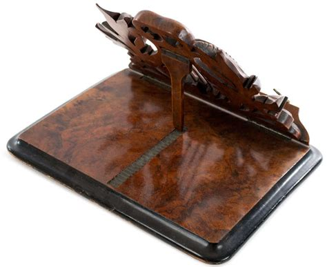 table top reading l carved mahogany tabletop or book stand at