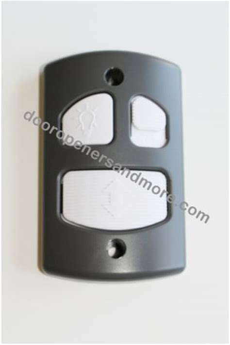 Linear Hae00001 3 Button Wall Station For Linear Garage Linear Garage Door Opener Ld050