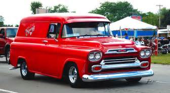 apache express 1959 chevy panel truck