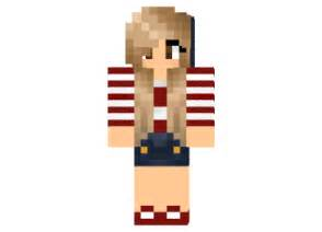 How to install red sailor girl skin for minecraft