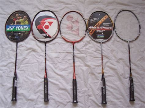 Raket Yonex Second haji gendutz racket for sale