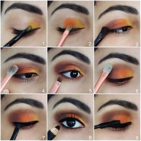 tutorial eyeshadow step by step 119 best images about makeup on pinterest eyes stunning