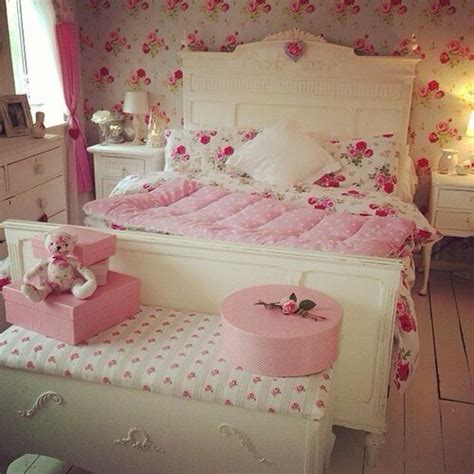 vintage rose bedroom rosy tumblr image 1811516 by maria d on favim com