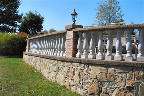 Outdoor Deck Balusters Deck Balusters Types Materials Design Styles And