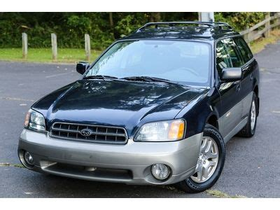 2001 subaru outback manuals sell used 2001 subaru outback awd wagon 1 owner 5 speed manual low miles serviced carfax in