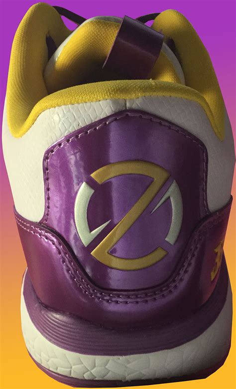 Sho Epoch big baller brand zo2 sho time lakers colorway available