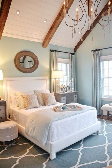 beautiful bedroom colors 1000 ideas about painted beams on bedroom