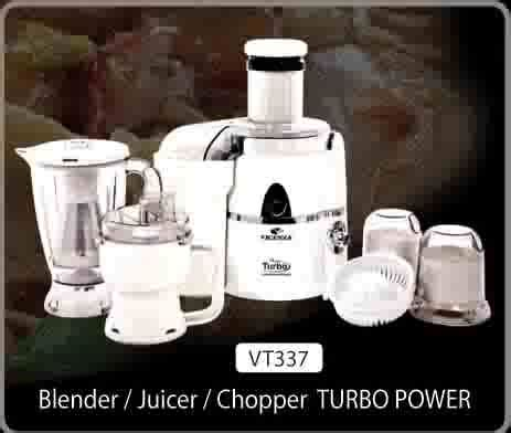 Vicenza Juicer 7 In 1 power turbo juicer blender chopper 7 in 1 vicenza lia