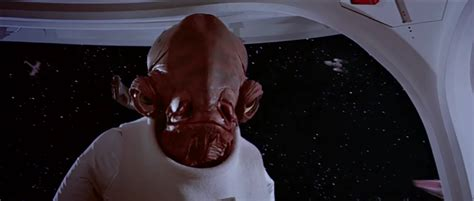 Admiral Ackbar Meme - remembering it s a trap the greatest star wars meme