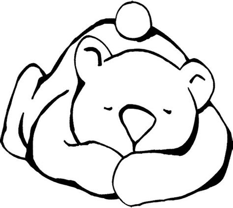 sleeping bear coloring pages to print 89 coloring page bear sleeping sleeping bear