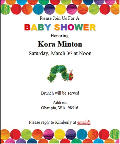 hungry caterpillar invitation template free cakes hungry caterpillar cake banner and invitations