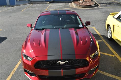 2001 mustang racing stripes custom racing stripes for mustang gt autos post