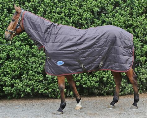 Equestrian Rug by Barnsby Equestrian 420d 210d Denier With Neck Combo