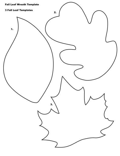 blank coloring pages for toddlers get this blank leaf coloring pages for 85bf1