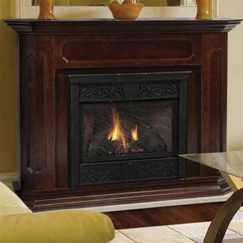 Gas Fireplace And Mantel Vent Free Fireplaces Direct Vent Fireplaces Fireboxes