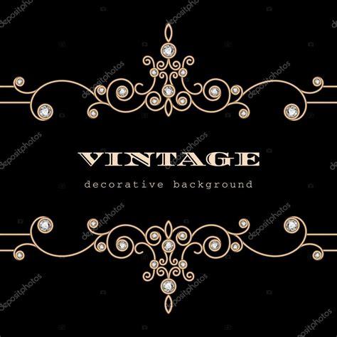 cornice vettoriale cornice oro gioielli vettoriali stock 169 magenta10 57681517