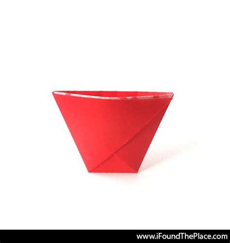Origami Tea Cup - image gallery origami paper cup