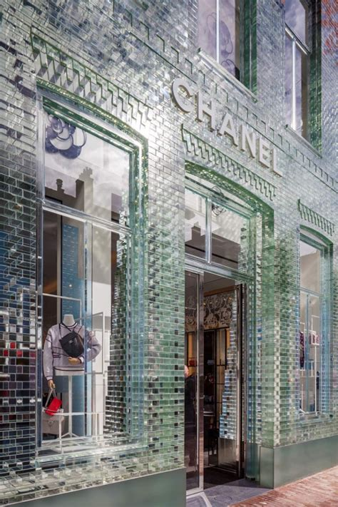 home design stores in amsterdam chanel store amsterdam netherlands 187 retail design blog