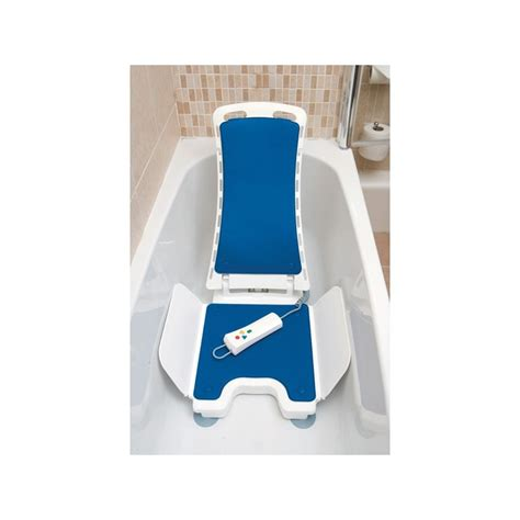 bellavita reclining bath lift bellavita auto bath tub chair seat lift