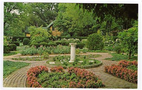 Ashland Gardens by Ashland Garden Ky Postcard Home Of Henry Clay W