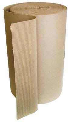 Karton Gelombang Corrugated Single 50x40 Cm single