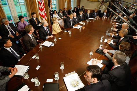 s cabinet meeting barack obama in obama holds cabinet meeting in