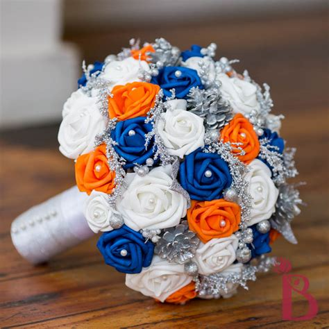 best flowers for weddings orange and blue flowers for weddings best flowers and