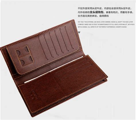 Dompet Pria Mg Grey Brown pidengbao dompet kulit pria p855 3 gray