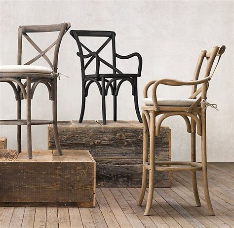 Restoration Hardware Kitchen Stools by Madeleine Barstool For The Home