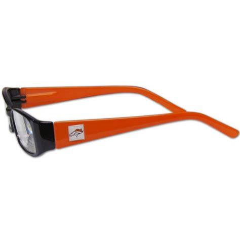 denver broncos reading glasses 2 00 f