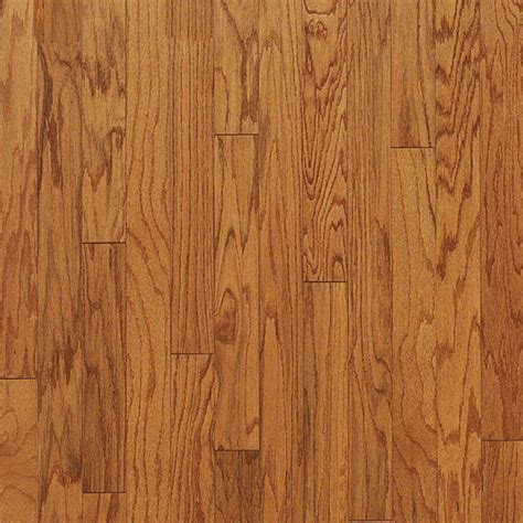 3 8 Hardwood Flooring by Bruce Town Oak Butterscotch 3 8 In Thick X 3 In