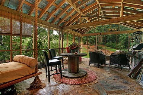 Dreamhouse   screened in porch on Pinterest   Screened