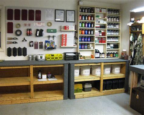 Hunter Cabinets Reloading Room Pics