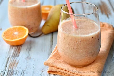 Whats A Detox Smoothie by Grapefruit Kiwi Detox Smoothie Biscuits Burlap