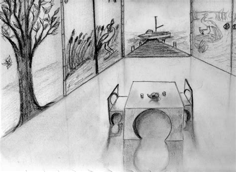 D Sketches by 1 Dimensional Drawing Pictures To Pin On Pinsdaddy