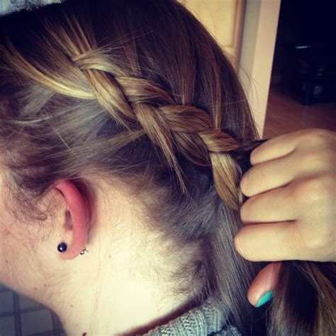 how to do a katniss braid step by step blending beautiful 187 how to do the katniss braid