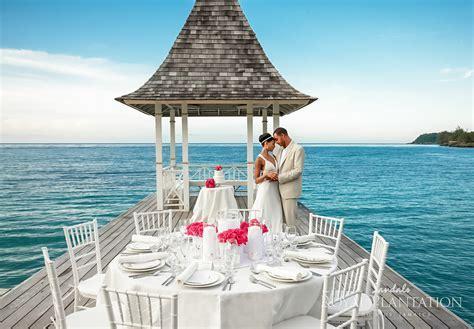 Get Married at Sandals Royal Plantation   Caribbean