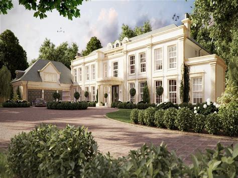 layout of an english country house la dolce vita global architecture english country house