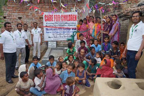 children s lifeline international inc care for children international inc reaches a major