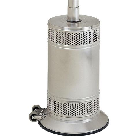 patio comfort heaters patio comfort infrared outdoor patio heater stainless steel