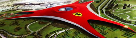 Ferrari Land In Dubai by Dubai Ferrari World Tours Package Ferrari World Tour Packages