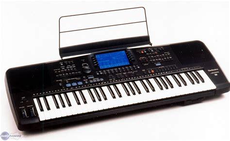 Keyboard Yamaha Kn user reviews technics sx kn3000 audiofanzine