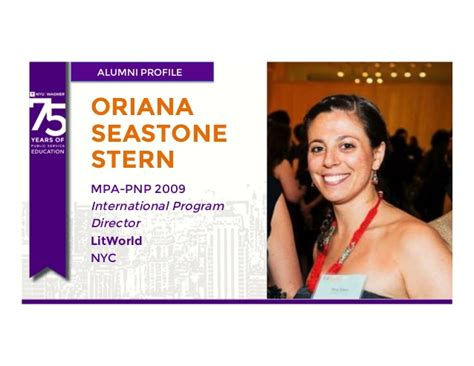 Nyu Mba Mpa by Nyu Wagner 75th Celebration Alumni Profiles