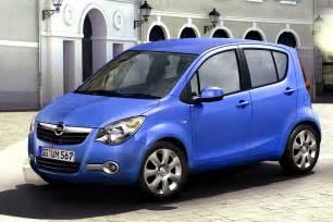 Agila Opel Opel Agila Photos