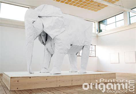 ini dia 8 cara membuat origami bintang gt do it yourself origami gajah ukuran gajah asli hanya dengan satu kertas