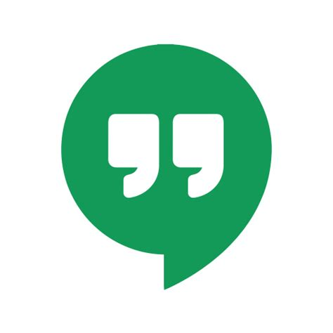 Hangouts Search Chat Contact Hangout Message Social Team Icon Icon Search Engine