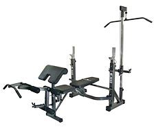 phoenix power pro olympic bench best exercise fitness machine reviews ratings